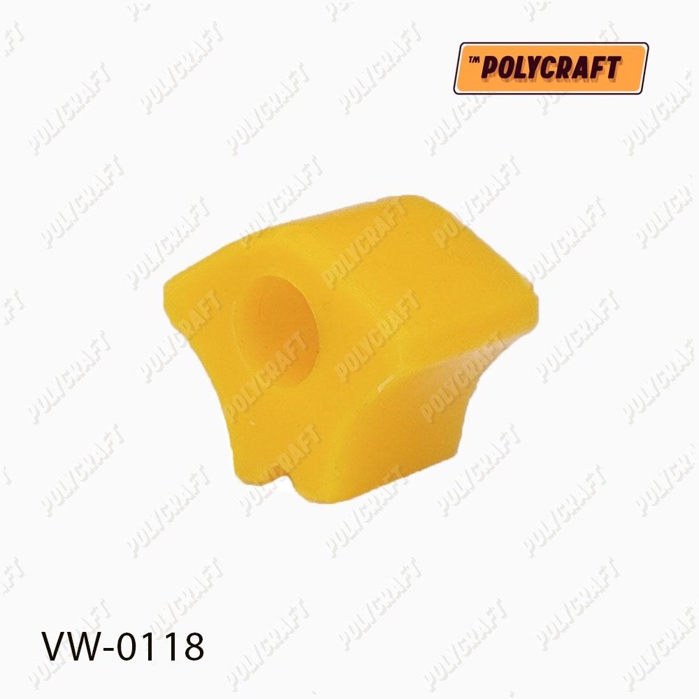 Поліуретанова втулка стабілізатора (заднього) D=15,5 mm.