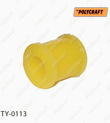 Поліуретанова втулка стабілізатора (заднього) D=17 mm.   ty0113