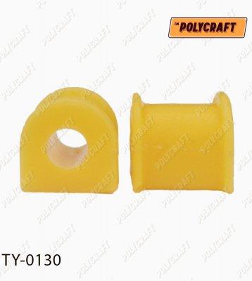 Поліуретанова втулка стабілізатора (переднього) D=16 mm.  ty0130