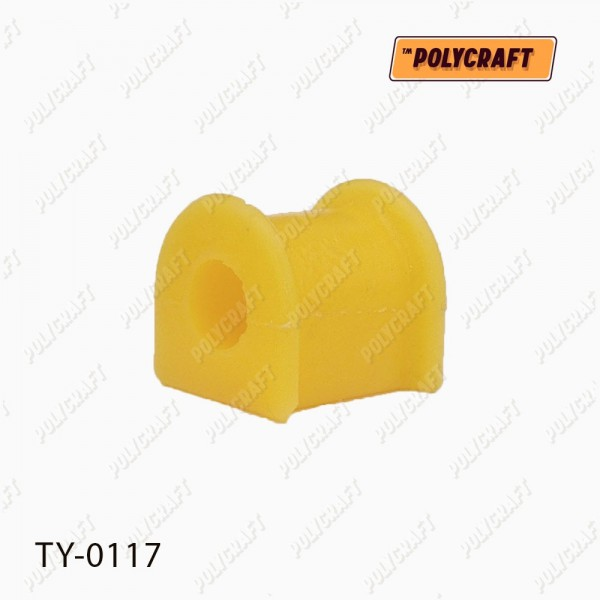 Полиуретановая втулка стабилизатора (переднего) D = 17 mm.