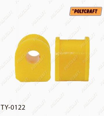 Полиуретановая втулка стабилизатора (заднего) D = 15 mm. ty0122