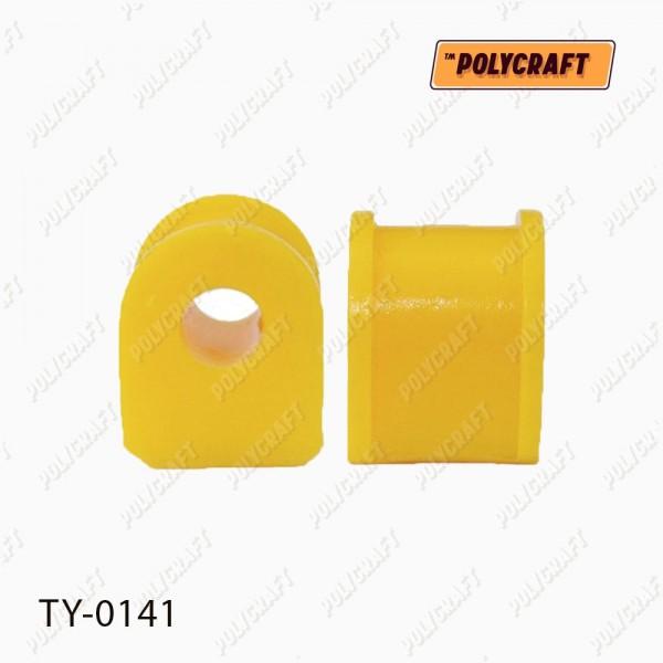 Поліуретанова втулка стабілізатора (заднього) D=16/15 mm.