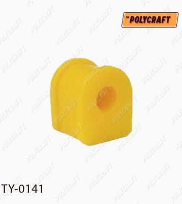 Поліуретанова втулка стабілізатора (заднього) D=16/15 mm.   ty0141