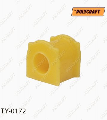 Полиуретановая втулка стабилизатора (заднего) D = 18 mm. ty0172