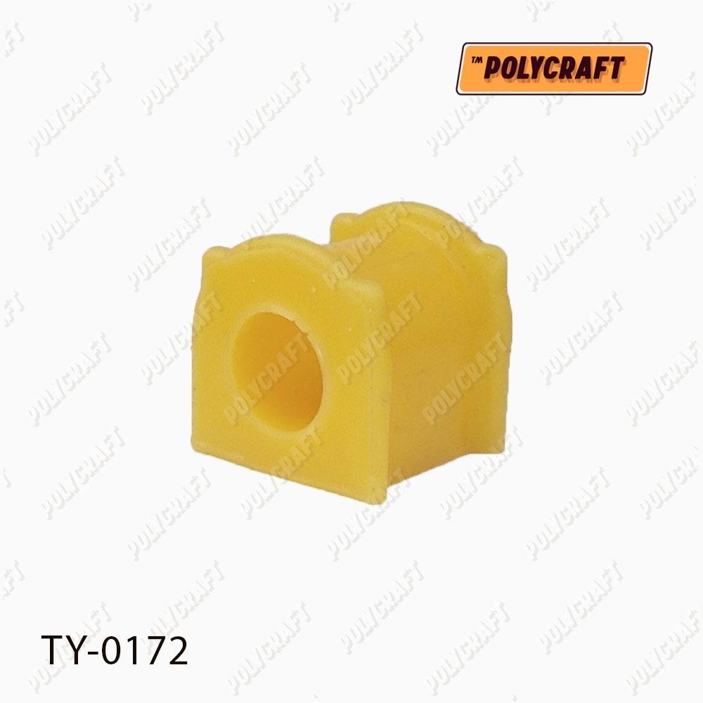Полиуретановая втулка стабилизатора (заднего) D = 18 mm.