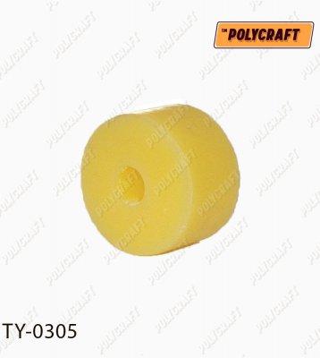 Полиуретановая втулка стойки стабилизатора / Втулка амортизатора D = 10 mm. ty0305