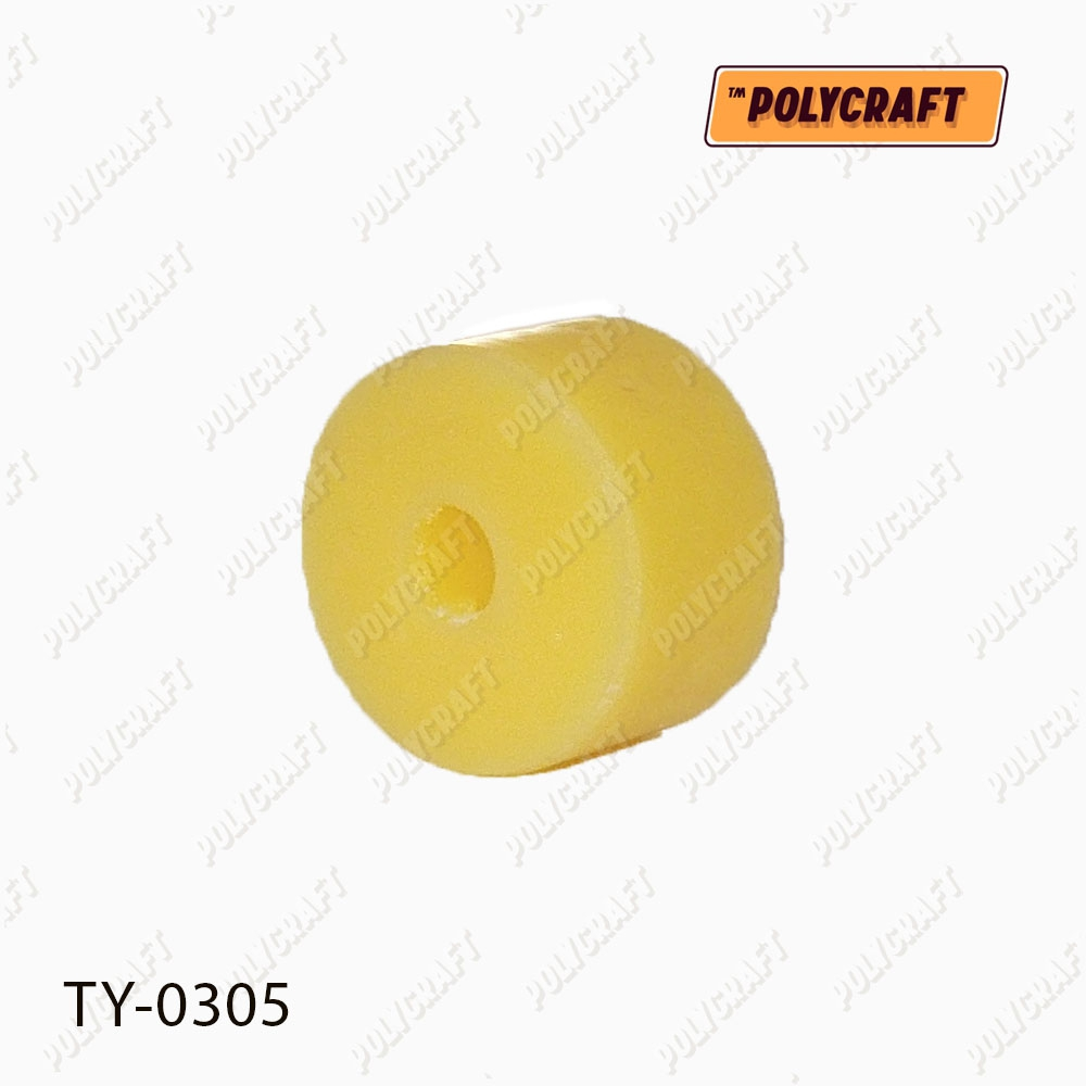 Полиуретановая втулка стойки стабилизатора / Втулка амортизатора D = 10 mm.