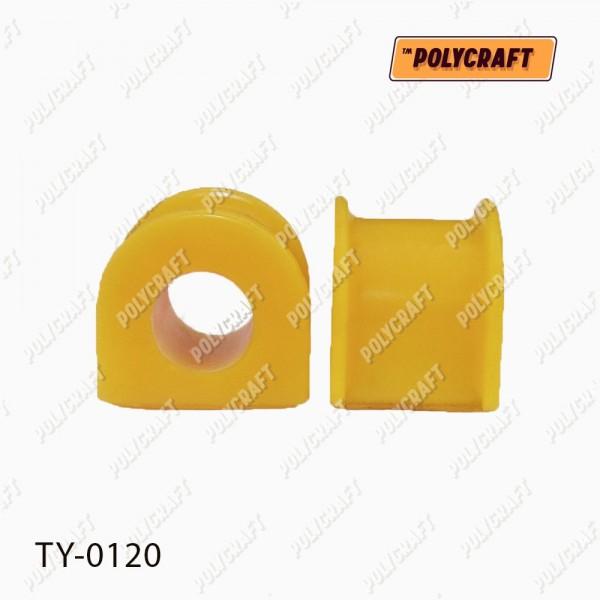Поліуретанова втулка стабілізатора (переднього) D=26 mm.