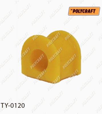 Поліуретанова втулка стабілізатора (переднього) D=26 mm.  ty0120