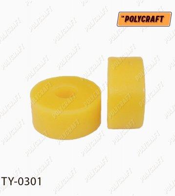 Поліуретанова втулка амортизатора переднього (верхня) D=12  ty0301