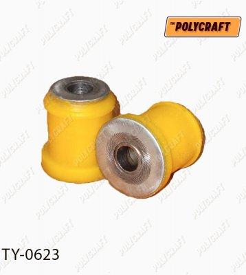 Полиуретановый сайлентблок рычага переднего нижнего ty0623