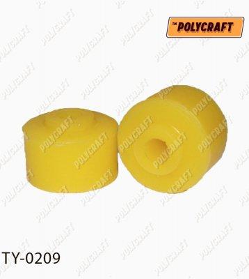 Полиуретановая втулка амортизатора сверху (нижняя) D = 10 mm. ty0209