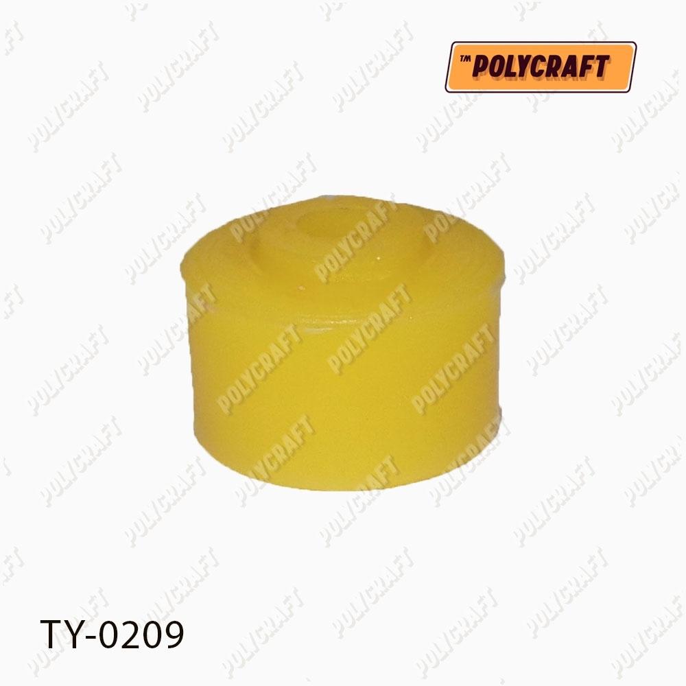 Полиуретановая втулка амортизатора сверху (нижняя) D = 10 mm.