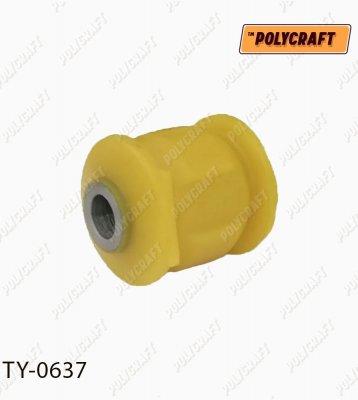 Поліуретановий сайлентблок задньої поздовжньої (нижньої) тяги    ty0637