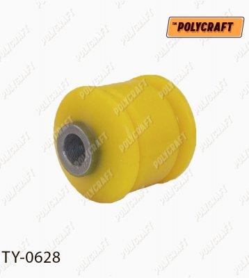 Полиуретановый сайлентблок задней продольной верхней тяги ty0628