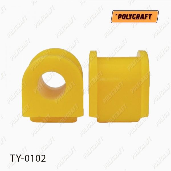 Поліуретанова втулка стабілізатора (переднього) D=24 mm.