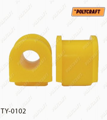 Поліуретанова втулка стабілізатора (переднього) D=24 mm.   ty0102