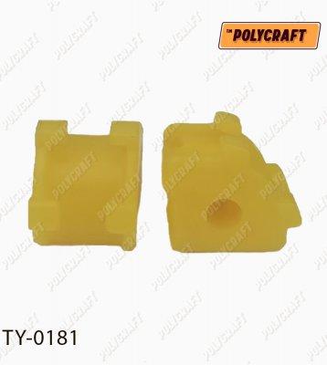 Полиуретановая втулка стабилизатора (заднего) D = 14 mm. ty0181