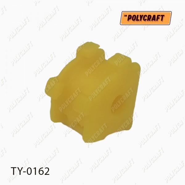 Поліуретанова втулка стабілізатора (заднього) D=15/13 mm.