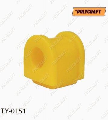 Поліуретанова втулка стабілізатора (переднього) D=22 mm.   ty0151