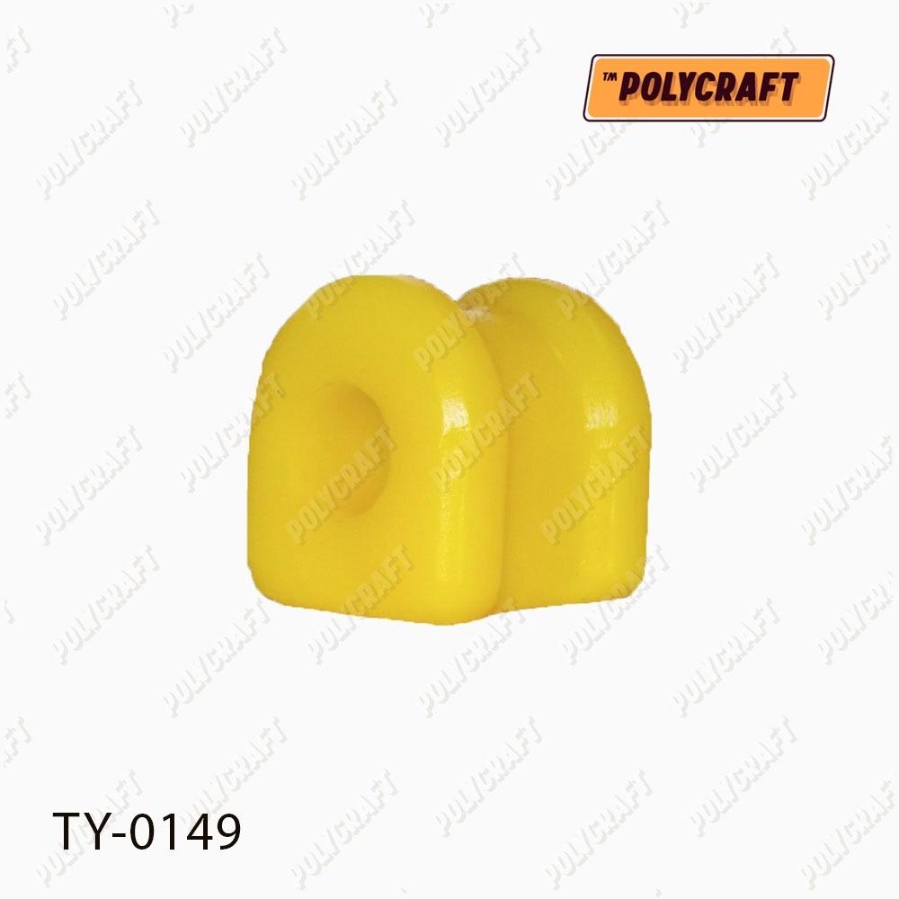 Поліуретанова втулка стабілізатора (заднього) D=19 mm.