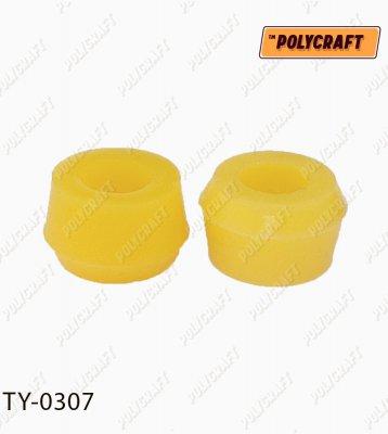 Полиуретановая втулка заднего амортизатора ty0307