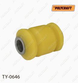 ty0646  Поліуретановий сайлентблок важеля переднього (передній)