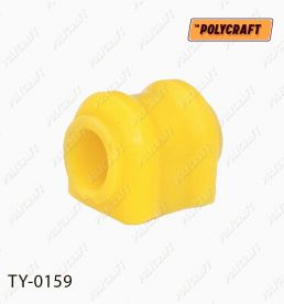 ty0159 Полиуретановая втулка стабилизатора (заднего) D = 22 mm.
