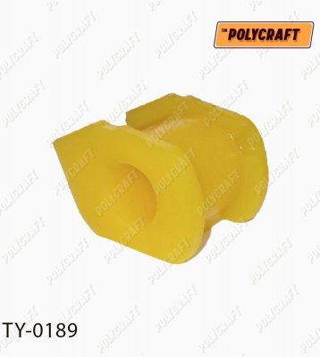 Поліуретанова втулка стабілізатора (переднього) D=23 mm.  ty0189