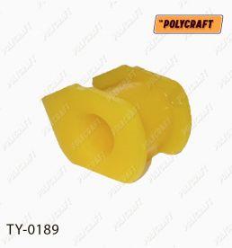 ty0189 Полиуретановая втулка стабилизатора (переднего) D = 23 mm.