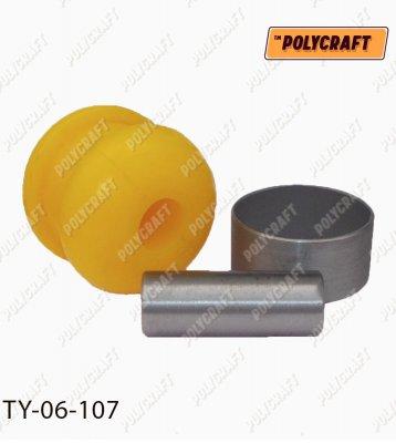 Поліуретановий сайлентблок важеля переднього (задній)  ty06107