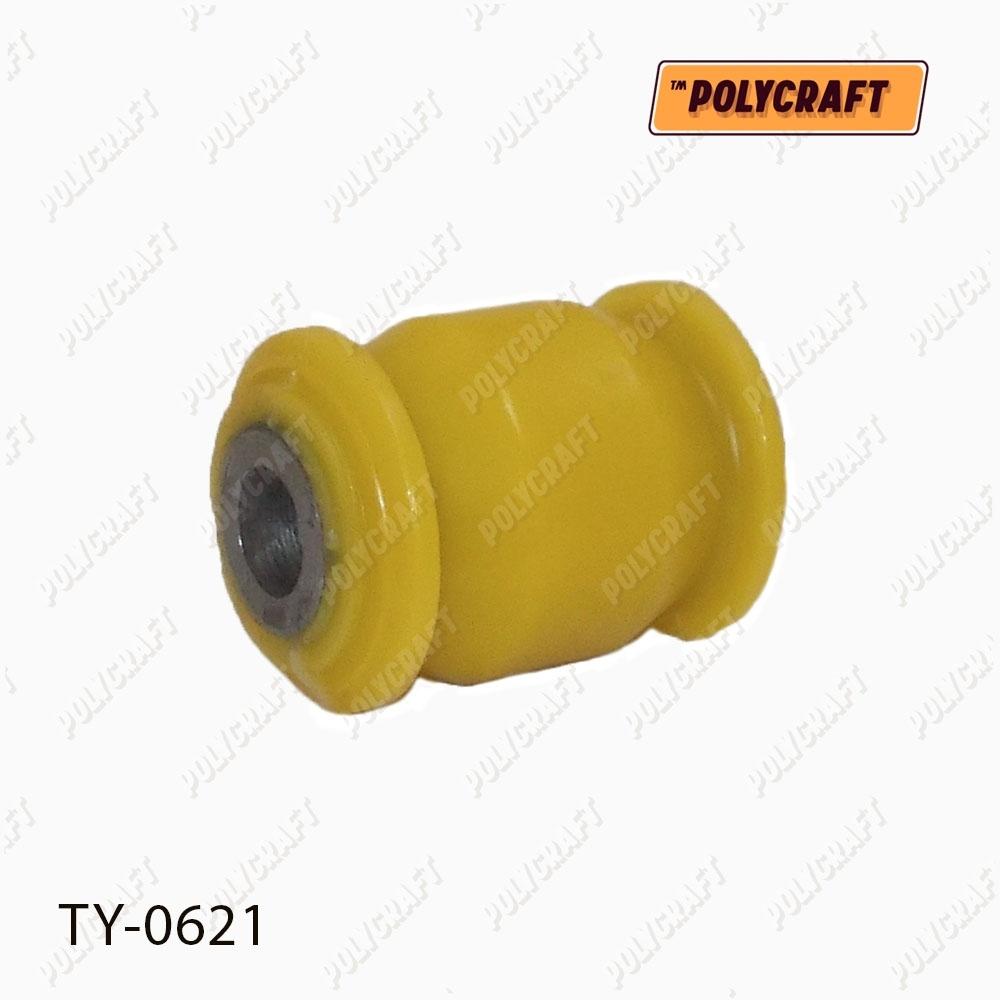 Полиуретановый сайлентблок задней поперечной тяги передней (внутренний)