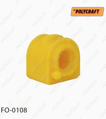 Поліуретанова втулка стабілізатора (переднього) D=18,5 mm.  fo0108
