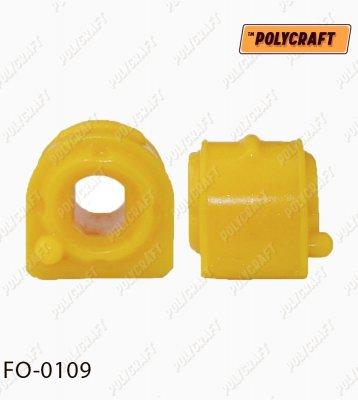 Полиуретановая втулка стабилизатора (переднего) D = 19,5 mm. fo0109