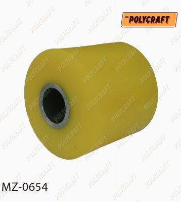Полиуретановый сайлентблок рычага переднего (задний) вставка mz0654