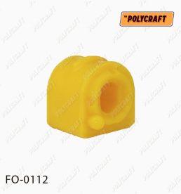 fo0112  Поліуретанова втулка стабілізатора (заднього) D=17/14 mm.