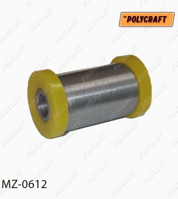 Поліуретановий сайлентблок задньої підвіски, поперечного важеля (внутрішній) mz0612