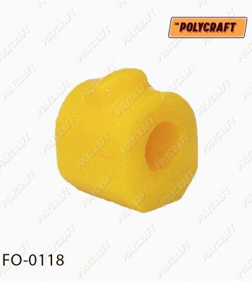 Полиуретановая втулка стабилизатора (переднего) D = 19 mm. fo0118