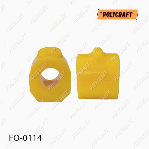 Полиуретановая втулка стабилизатора (переднего) D = 15,5 mm.