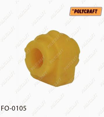 Полиуретановая втулка стабилизатора (переднего) D = 23 mm. fo0105