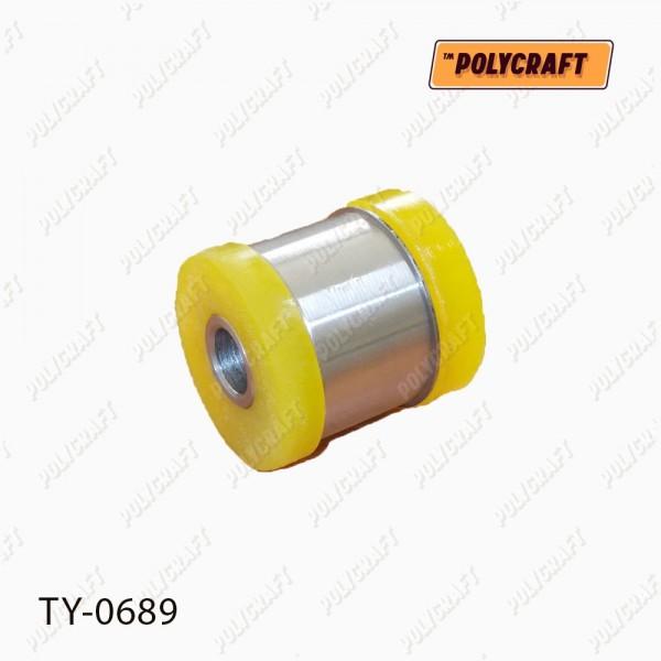 Полиуретановый сайлентблок задней подвески нижнего рычага (передний)