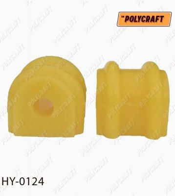 Поліуретанова втулка стабілізатора (заднього) D=12,5 mm. hy0124