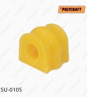 Поліуретанова втулка стабілізатора (переднього)  D=20 mm.  su0105