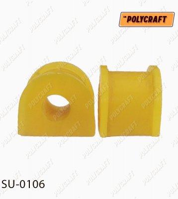 Полиуретановая втулка стабилизатора (заднего) D = 16 mm. su0106