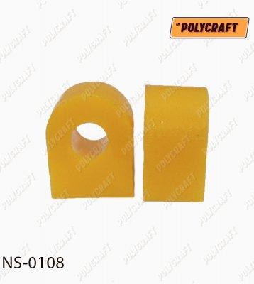 Поліуретанова втулка стабілізатора (переднього) D=15 mm.   ns0108