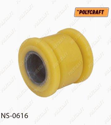 Полиуретановый сайлентблок поперечной тяги (слева) ns0616