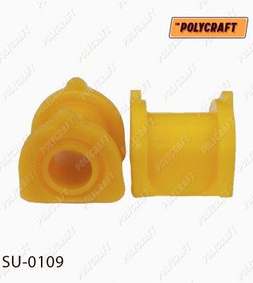 Поліуретанова втулка стабілізатора (переднього)  D=23,5 mm.   su0109