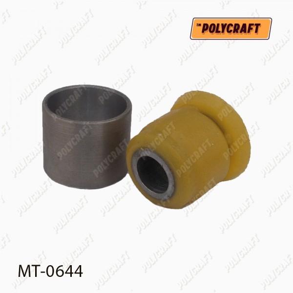 Полиуретановый сайлентблок рычага переднего (верхнего) D = 43 mm.