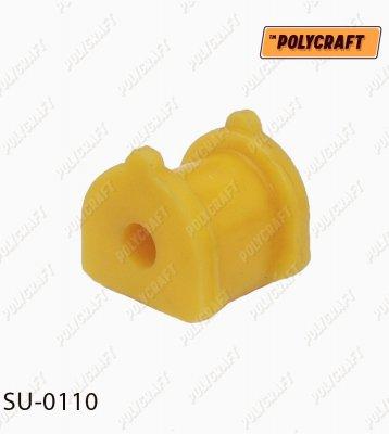 Полиуретановая втулка стабилизатора (заднего) D = 13 mm. su0110
