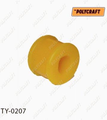 Поліуретанова втулка стійки стабілізатора D=13 mm.  ty0207